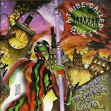 Beats, Rhymes and Life by A Tribe Called Quest (CD, Jul-1996, Jive (USA))