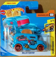 24-NUOVO IN SCATOLA ORIGINALE HOT WHEELS 2019-ROLLER Tostapane-experimotors