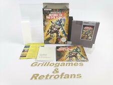 """Nintendo Nes Spiel """" Probotector II 2 Return of the Evil Forces """"  Ovp  Pal B #"""