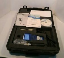 TSI VeloCicalc 9535 Air Velocity Meter (Straight Probe) Calibration exp. AS IS
