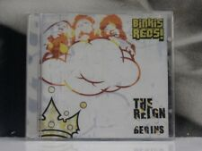 BINKIS RECS - THE REIGN BEGINS CD COME NUOVO LIKE NEW