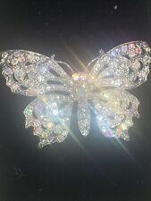 adrian buckley Butterfly Brooch Stunning 🌸 🦋
