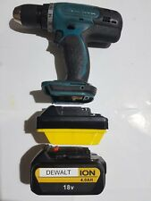 DeWalt 18v 20v battery Adapter to Makita LXT powertools