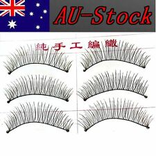 10 Pairs Fake Eye Lashes Natural Long Thick False Eyelashes Handmade Extension