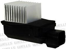 HVAC Blower Motor Resistor fits 2004-2007 Mercury Monterey  WVE BY NTK