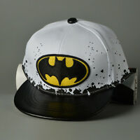 Batman Children Kids Adjustable Baseball Cap Boys Girls Hip-Hop Snapback Sun Hat