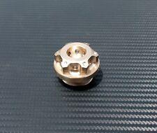 Ti Yamaha Oil Filler Cap / Plug - R1 R6 FZ1 FZ8 FZ6 XJ6S FZ6R FJR1300 MT01 XJR