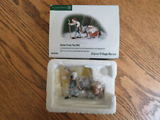 Alpine Village Dept 56 Home From The Mill 56304 Mib