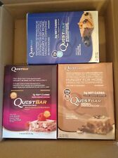 2019 Quest Nutrition Protein Bars 36 Pack - 3 Flavours MultiPack Saving, Grenade