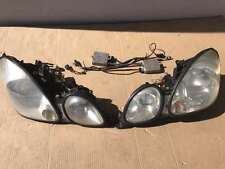 98-05 JDM Toyota Aristo JZS161 JZS160 LEXUS GS300 GS400 HID Headlights OEM