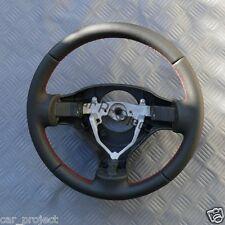 LEDERLENKRAD für Toyota Aygo, Citroen C1, Peugeot 107. Volante.