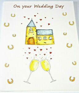 Wedding Day Card by Simply Concepts. 17 available - Multi Listing.