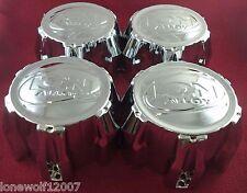 ION Alloy Wheels Chrome Custom Wheel Center Caps Set of 4 # C101711-1-CAP