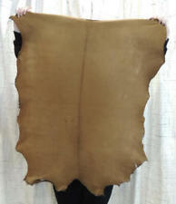 Saddle Buckskin Leather Hide for Native Crafts Pipe Flute Bags Laces Journals