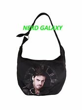 Disney Once Upon A Time HOOK, Colin O'Donoghue, Hobo Bag Purse NEW! LICENSED!