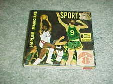 1960s Harlem Magicians Super 8 Basketball Home Movie Sealed