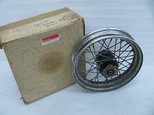 "Harley Davidson 16"" Laced Spoke Wheel 43086-81 Shovelhead FXR FL FX Sportster ?"