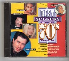 (GY1000) Various Artists, Best Sellers Of The 70's Volume 1 - 1996 CD