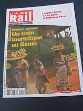 vie du rail 2005 3011 BéNIN train COTONOU PARAKOU OCBN Great Western Railway