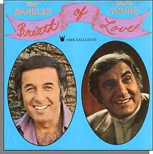 "Sandler & Young - Breath of Love - 4 Song 7"" EP!"