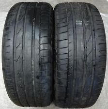 2 Sommerreifen  Bridgestone Turanza ER300 * RSC 245/45 R18 100Y RA1081