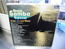 GRUPO ROUPA NOVA Brasil Samba Especial LP EX 1978 Fontana RARE Brazil 6470609