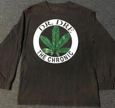 Vtg 1992 Dr Dre The Chronic Niggaz Ain't Sh*t Promo Shirt XL NWA Snoop Dogg 2pac