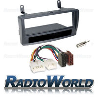 Toyota Corolla Stereo Radio Fascia Facia Panel Fitting KIT Surround ISO Adaptor