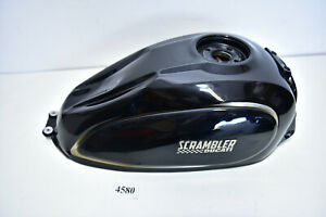 OEM Ducati SCrambler Cafe Racer Fuel tank + covers  damaged