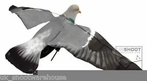 *SILLOSOCKS PIGEON HYPA-FLAP DECOY* FOR SHOOTING/BOUNCER/MAGNET