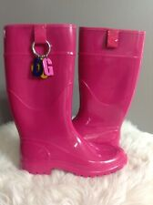 Dolce & Gabbana Women's. Rain Boots Sz 38 New With Out Box
