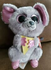 New listing Ty Beanie Boo - Squeaker the Mouse (6 Inch) With Tags