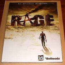 Rage - Das offizielle Lösungsbuch ( Spieleberater für alle Plattformen ) Neu OVP