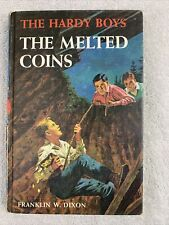 The Hardy Boys The Melted Coins Franklin W Dixon 1944