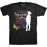 The Cure Boys Don't Cry Official Merchandise T-Shirt M/L/XL - Neu