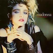Madonna the First Album CD Album VG-EXC