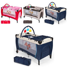 Reisebett Babybett Kinderreisebett Klappbett Laufstall 4 Farben DHL