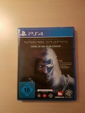 Mittelerde: Mordors Schatten -- Game of the Year Edition (Sony PlayStation 4,...