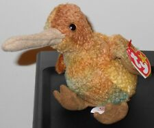 Ty Beanie Baby ~ BEAK the Kiwi Bird ~ MWMT'S ~ RETIRED