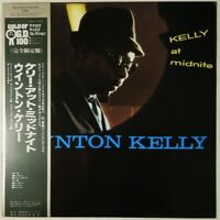 Wynton Kelly Kelly At Midnite Vee Jay Records SGD-59 OBI JAPAN VINYL LP JAZZ