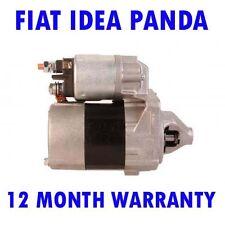 Fiat idea panda 1.1 1.2 1.4 2003 2004 2005 2006 2007 - 2015 starter motor