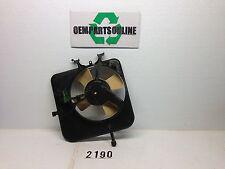 1988-1991 HONDA CRX AC A/C COOLING RADIATOR FAN ORIGINAL OEM 2190