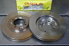 2 Bremsscheiben TEXTAR 98200061801 MAZDA 626 III (GD) OE: GJ963325XA