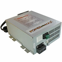 PowerMax 120v AC to 12 VOLT DC PM3-100AMP POWER CONVERTER RV BATTERY CHARGER NEW