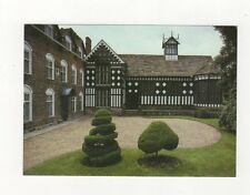 Rufford Old Hall Ormskirk Postcard 450a