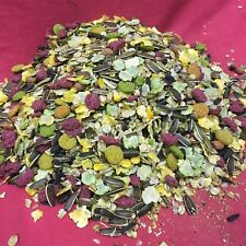 Raspberry Hamster Food 1 Kg SMELLS GREAT Rats Gerbils Rodent Mix Dwarf Hamsters