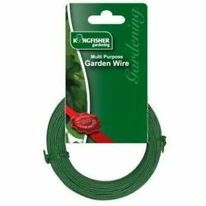 New Kingfisher Gardening - Multi Purpose Garden Wire robust and strong UK Seller