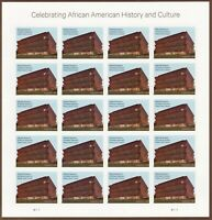 African American History & Culture Sheet of 20 Forever Stamps Scott 5251