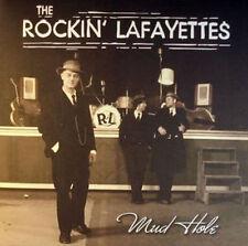 "THE ROCKIN' LAFAYETTES MUD HOLE MAD CRUISIN RECORDS 12"" LP VINYLE NEUF NEW VINYL"