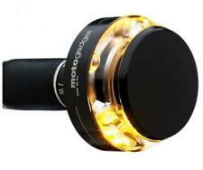 Motogadget M-Blaze Disc LED Bar End Indicators Pair Left & Right Ultra Bright